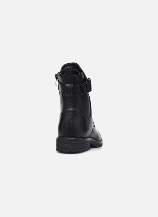 Bottines et boots I Love Shoes THABLE Noir vue droite