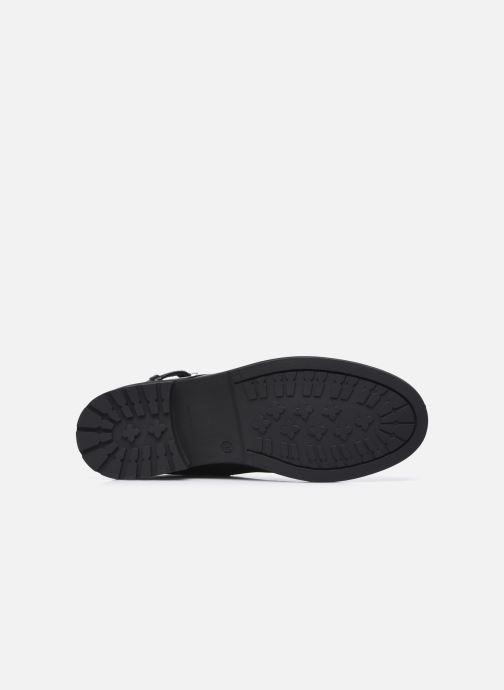 Bottines et boots I Love Shoes THABLE Noir vue haut