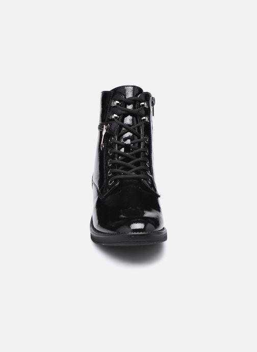 Bottines et boots I Love Shoes THACCO Noir vue portées chaussures
