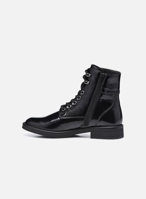 Bottines et boots I Love Shoes THACCO Noir vue face