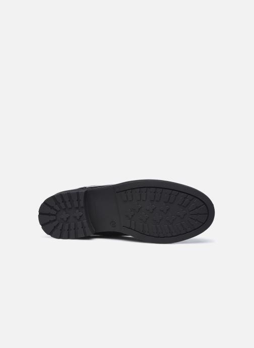 Botines  I Love Shoes THACCO Negro vista de arriba