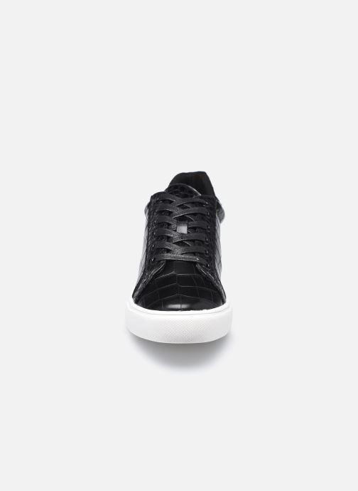 Sneaker I Love Shoes THAMBOURI schwarz schuhe getragen