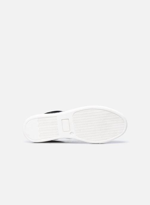 Sneaker I Love Shoes THAMBOURI schwarz ansicht von oben