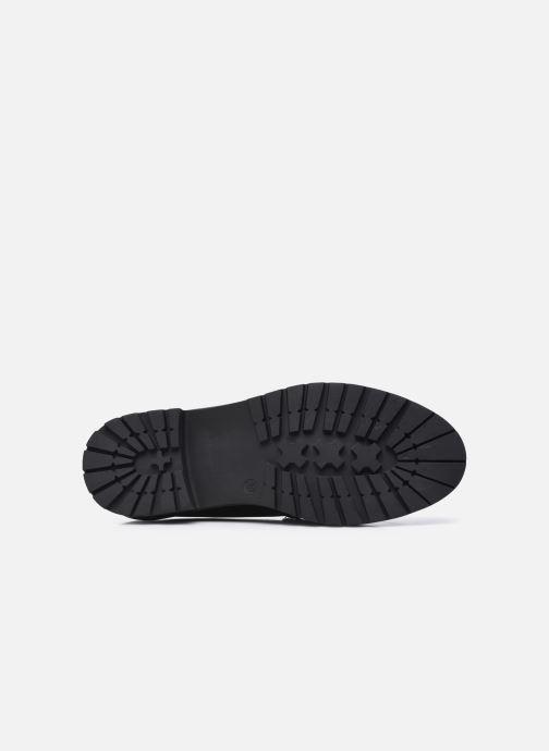 Mocassini I Love Shoes THAPIT Nero immagine dall'alto