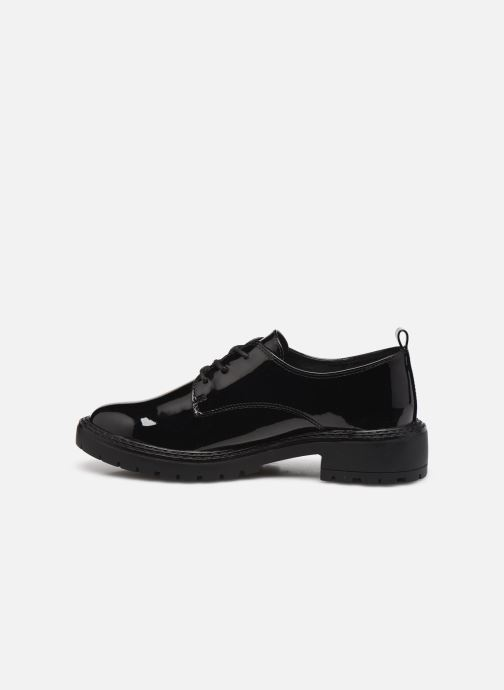 Zapatos con cordones I Love Shoes THARTINE Negro vista de frente