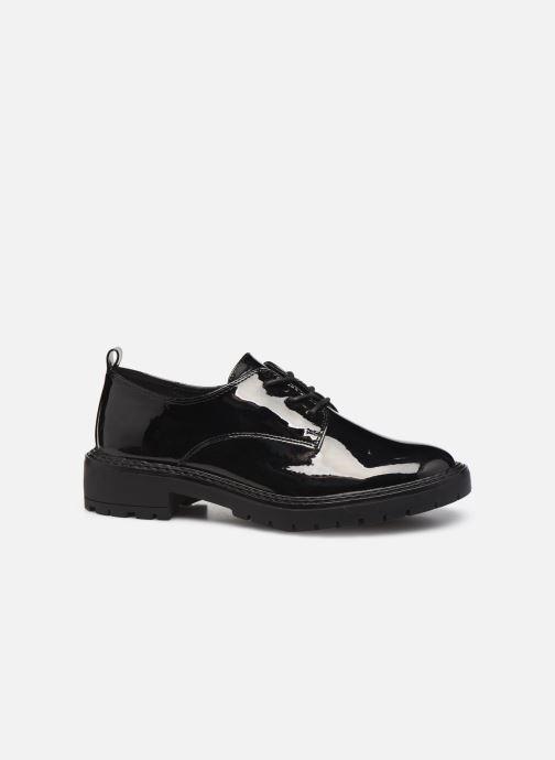 Zapatos con cordones I Love Shoes THARTINE Negro vistra trasera