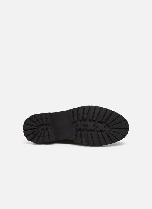 Zapatos con cordones I Love Shoes THARTINE Negro vista de arriba