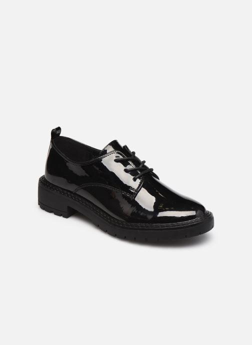 Zapatos con cordones I Love Shoes THARTINE Negro vista de detalle / par