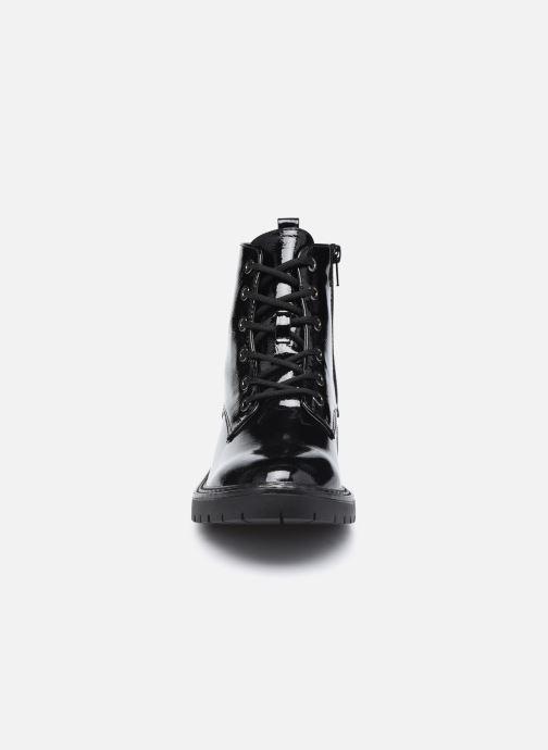 Botines  I Love Shoes THATTOO Negro vista del modelo