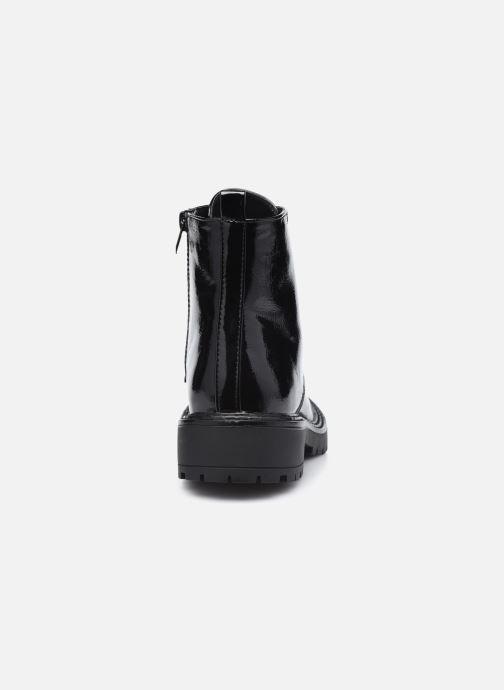 Botines  I Love Shoes THATTOO Negro vista lateral derecha