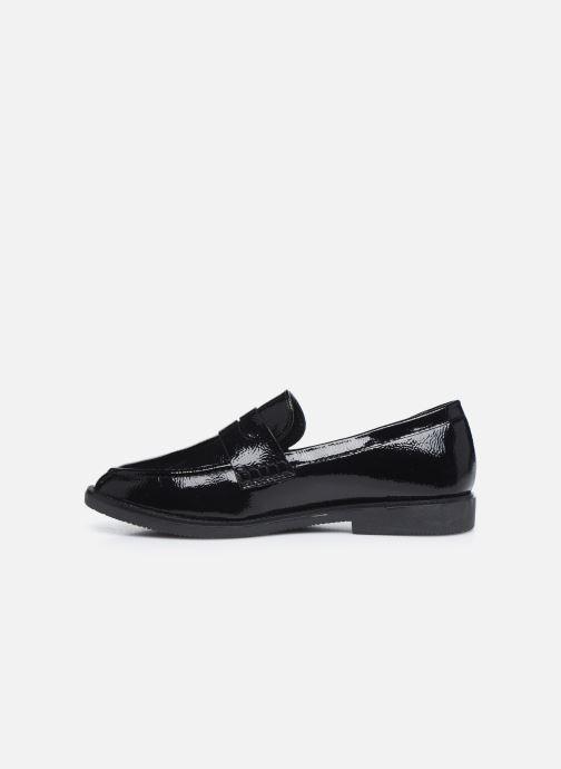 Mocasines I Love Shoes THERINE Negro vista de frente