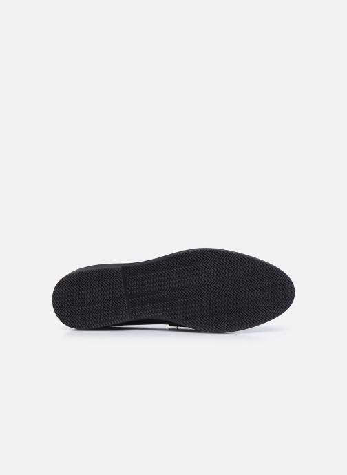 Mocasines I Love Shoes THERINE Negro vista de arriba