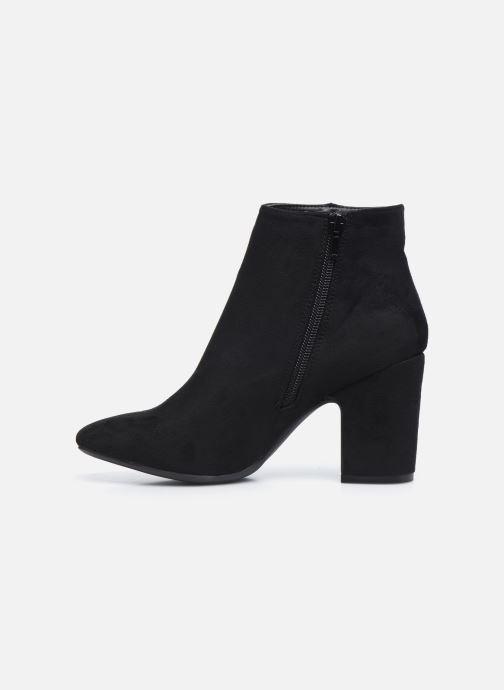 Botines  I Love Shoes THARIS Negro vista de frente