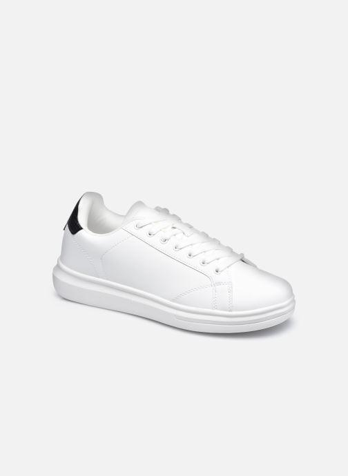 Baskets I Love Shoes THOULOUSE Blanc vue détail/paire