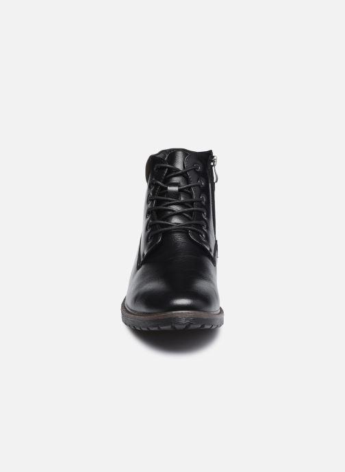 Stiefeletten & Boots I Love Shoes THORCY schwarz schuhe getragen