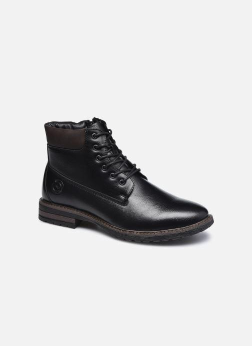 Ankelstøvler I Love Shoes THORCY Sort detaljeret billede af skoene