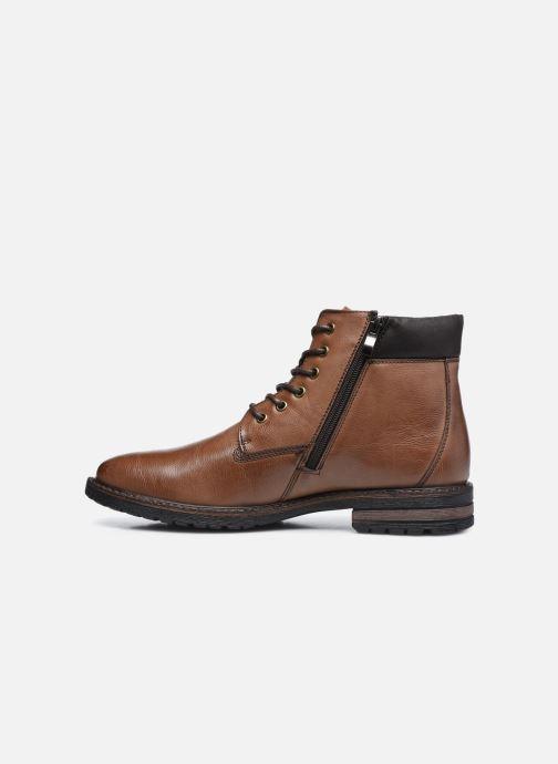 Bottines et boots I Love Shoes THORCY Marron vue face
