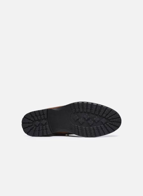Bottines et boots I Love Shoes THORCY Marron vue haut