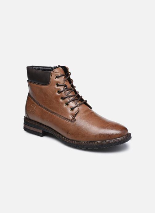 Bottines et boots I Love Shoes THORCY Marron vue détail/paire