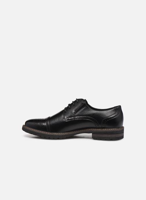 Schnürschuhe I Love Shoes THERSAILLE schwarz ansicht von vorne