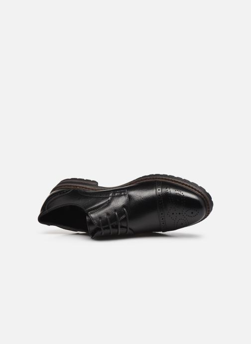 Schnürschuhe I Love Shoes THERSAILLE schwarz ansicht von links