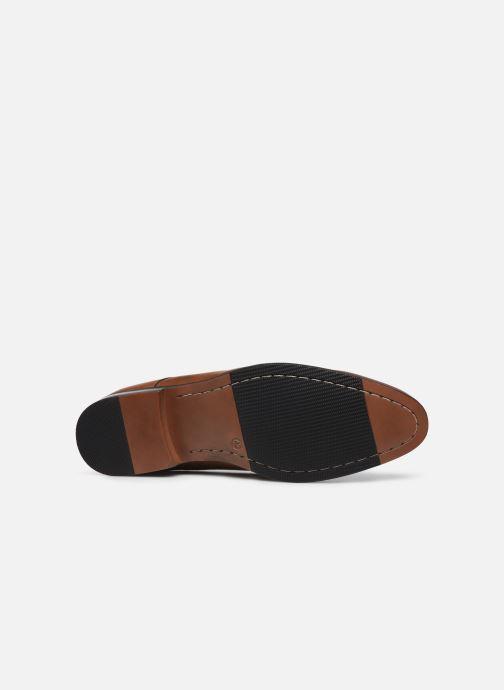 Chaussures à lacets I Love Shoes THOUSSAINT Marron vue haut