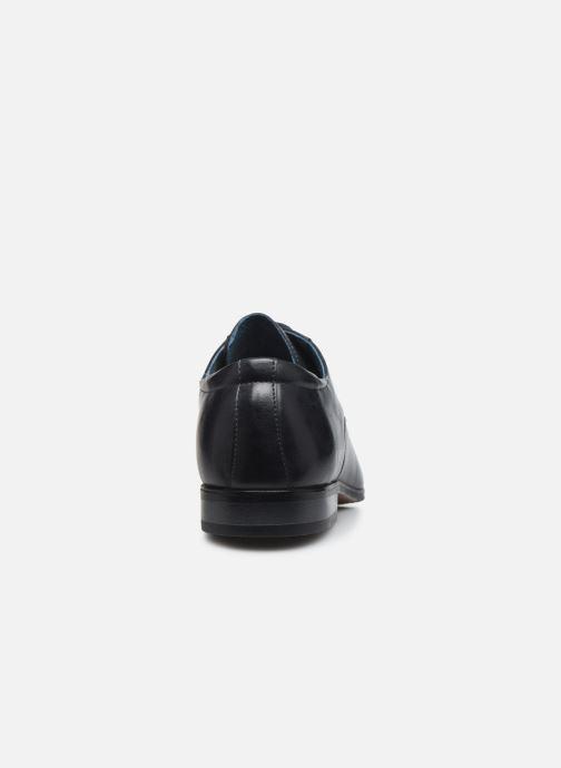 Chaussures à lacets I Love Shoes THOUSSAINT Bleu vue droite
