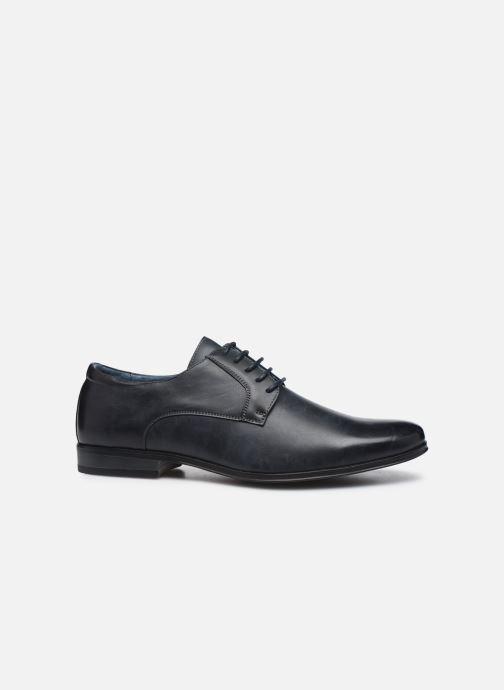 Chaussures à lacets I Love Shoes THOUSSAINT Bleu vue derrière
