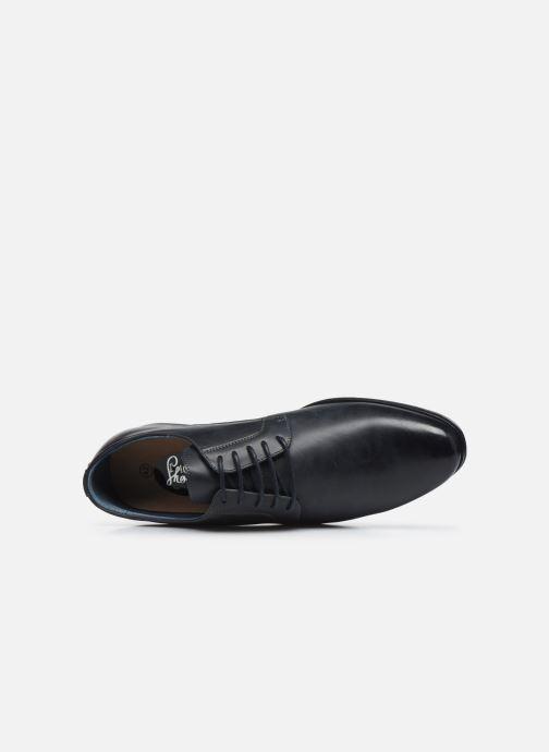 Chaussures à lacets I Love Shoes THOUSSAINT Bleu vue gauche