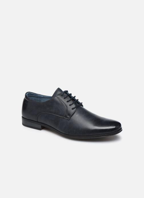 Chaussures à lacets I Love Shoes THOUSSAINT Bleu vue détail/paire