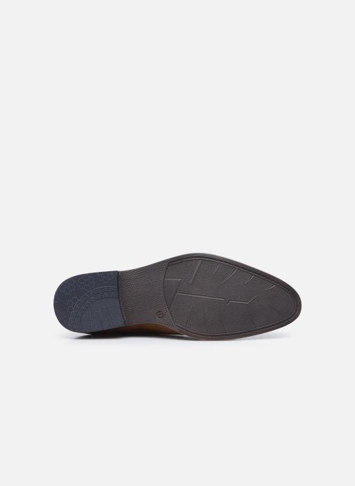 Zapatos con cordones I Love Shoes THRAIZE Marrón vista de arriba