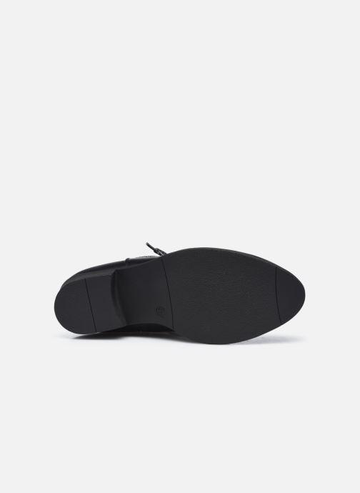 Stiefeletten & Boots I Love Shoes THIPHAINE schwarz ansicht von oben