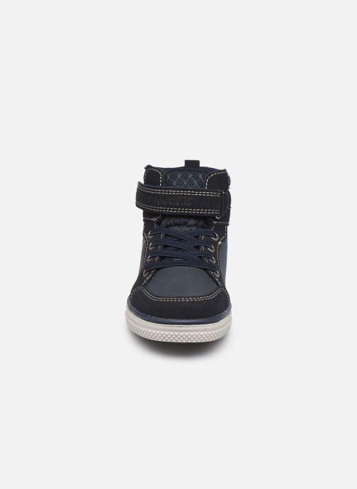 Sneaker I Love Shoes TILOUAN blau schuhe getragen