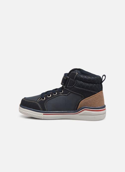 Sneaker I Love Shoes TILOUAN blau ansicht von vorne