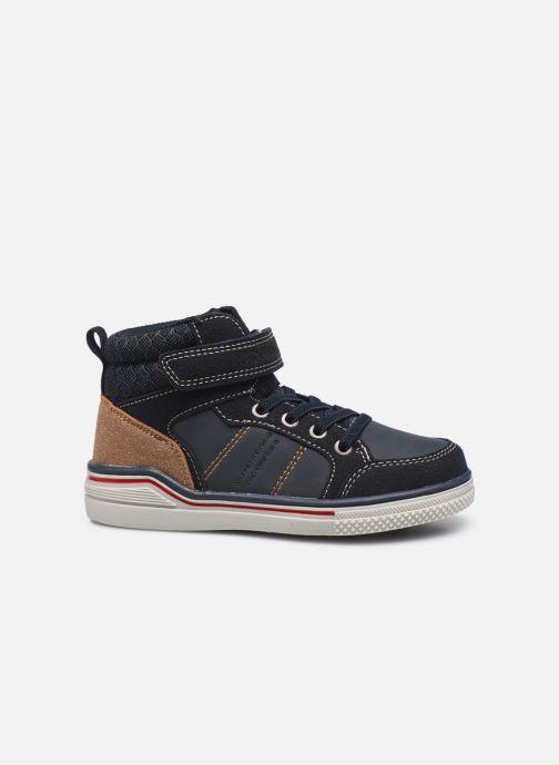 Sneaker I Love Shoes TILOUAN blau ansicht von hinten