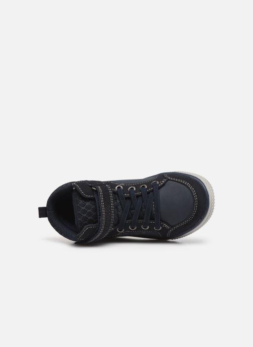 Sneaker I Love Shoes TILOUAN blau ansicht von links