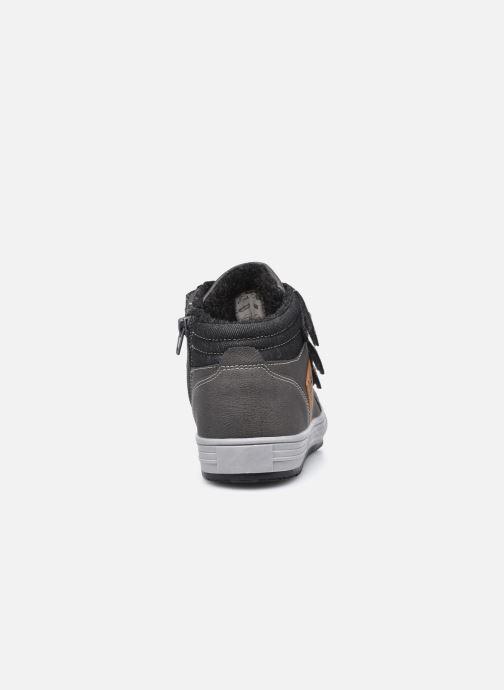 Baskets I Love Shoes THIMEO Gris vue droite