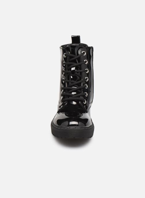 Bottines et boots I Love Shoes THYMA Noir vue portées chaussures