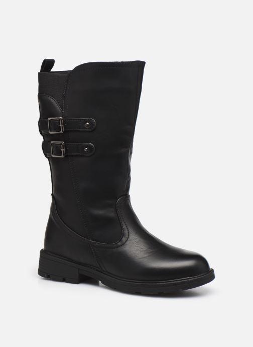 Bottes I Love Shoes THOLGA Noir vue détail/paire