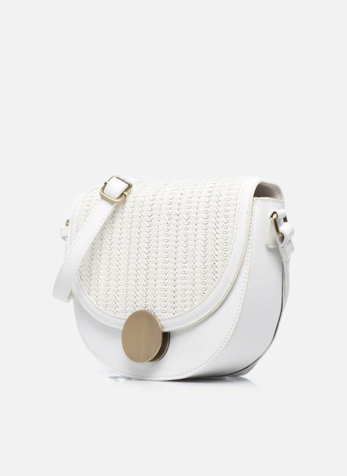 Handtaschen I Love Shoes BALI weiß schuhe getragen