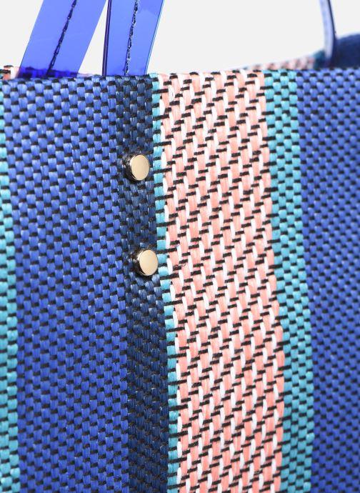 Handtaschen I Love Shoes BALUCIE blau ansicht von links