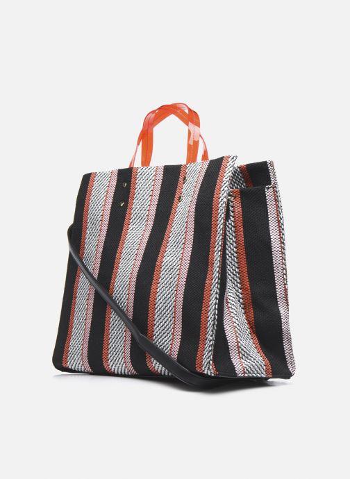 Handtaschen I Love Shoes BAMARO schwarz ansicht von rechts