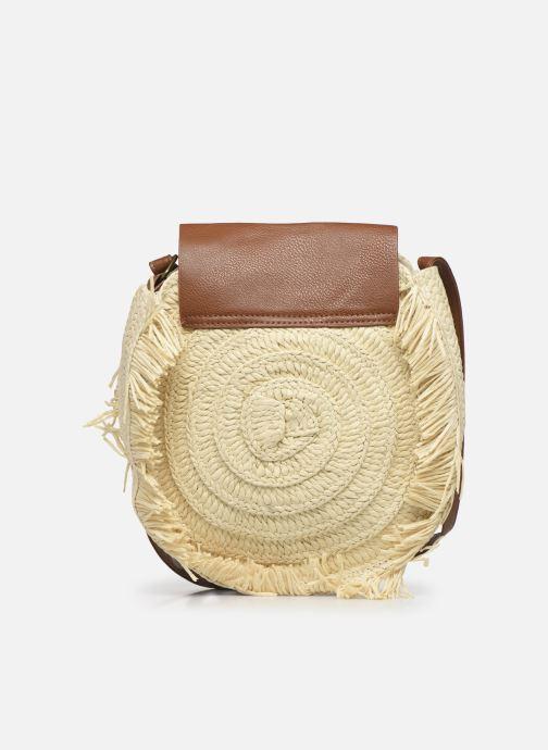 Handtaschen I Love Shoes BACHI beige ansicht von vorne