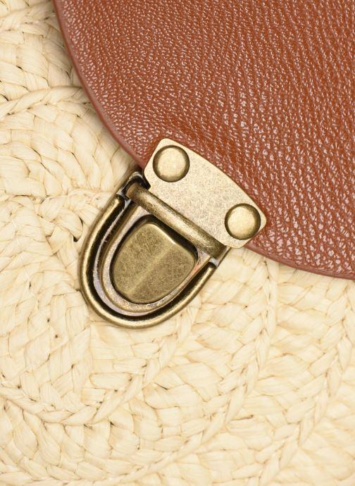 Handtaschen I Love Shoes BACHI beige ansicht von links