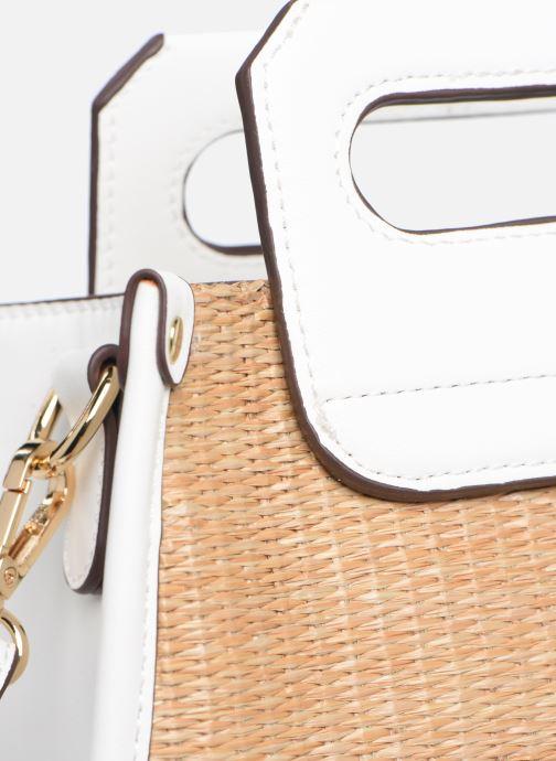 Bolsos de mano I Love Shoes BASSOL Blanco vista lateral izquierda