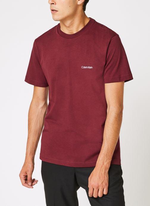 Kleding Accessoires Cotton Chest Logo T-Shirt