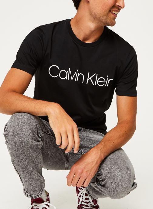 T-shirt - Cotton Front Logo T-Shirt