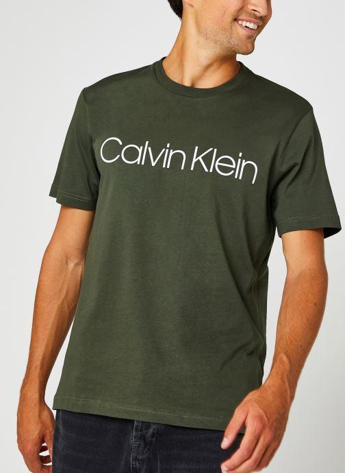 Kleding Accessoires Cotton Front Logo T-Shirt