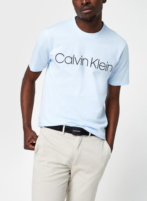 Cotton Front Logo T-Shirt