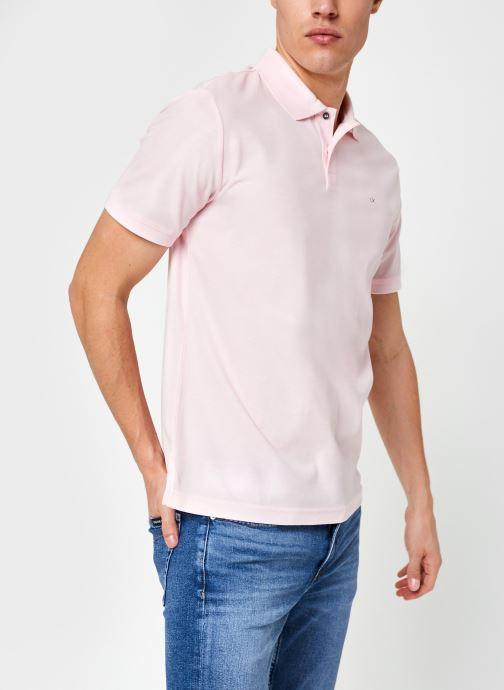 Vêtements Accessoires Refined Pique Logo Slim Polo